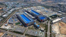 Samsung разширява капацитетите си в леярския бизнес