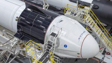 Последен тест преди историческа мисия на SpaceX