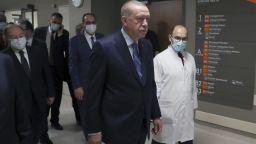 Ердоган откри най-голямата болница в Турция с капацитет от 35 хил. души на ден