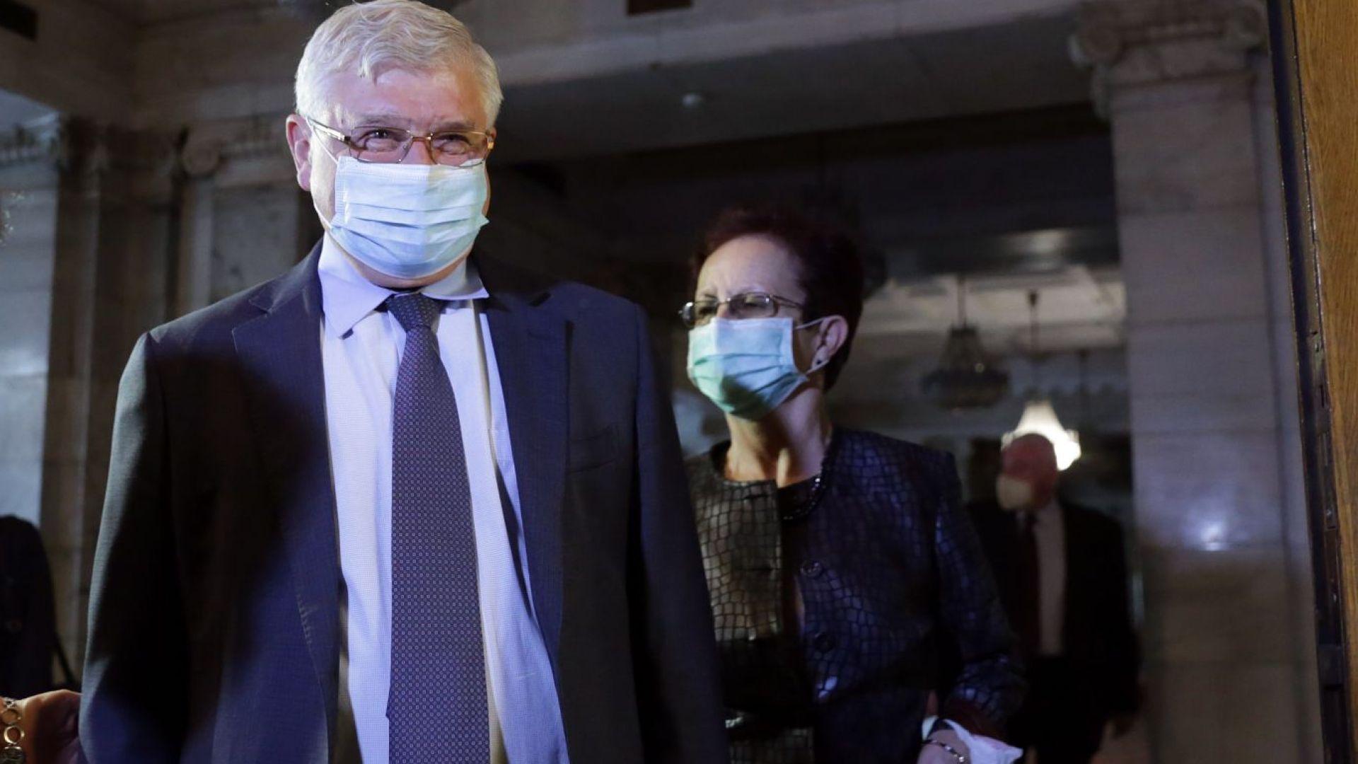Ананиев: Ще има компенсация за лекарите за борбата с COVID-19