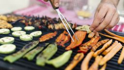 Идеи за вкусен вегетариански грил от вкъщи