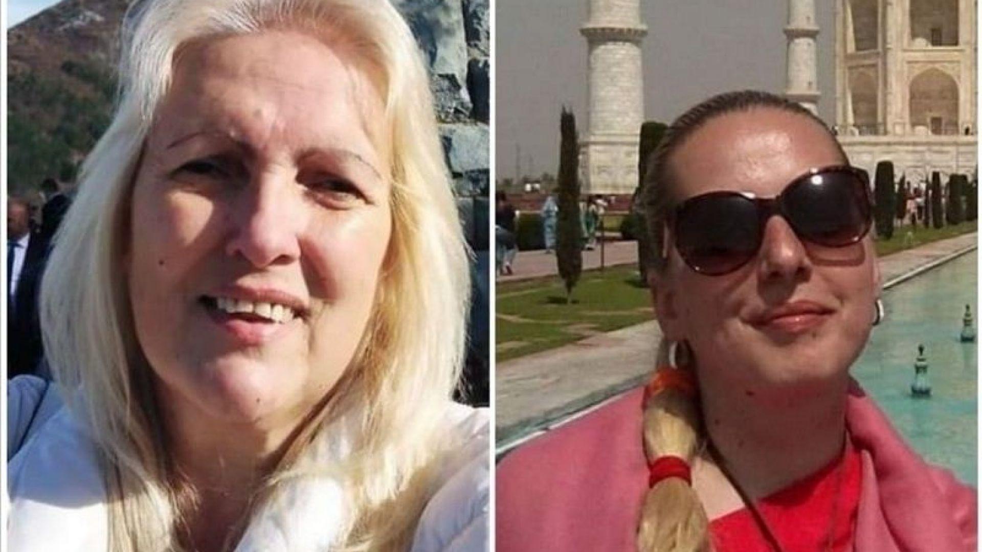 Врачанската адвокатка Румяна Тодорова и дъщеря й Деница бяха оставени