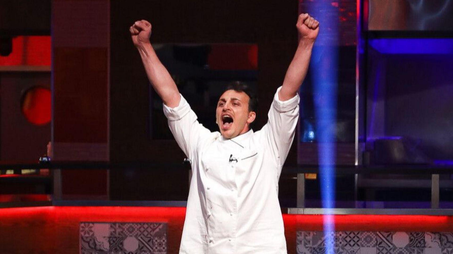 Победителят в Hell's Kitchen Реджеп Бадев забъркан в контрабандна схема