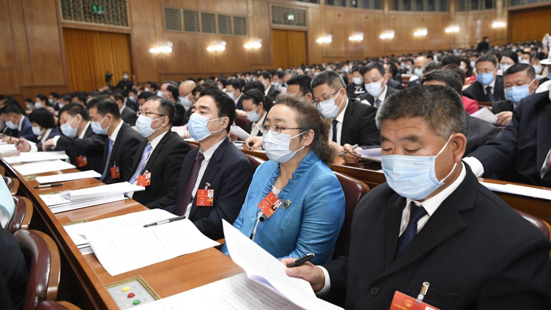 Китай за първи път няма да постави цел за икономически растеж