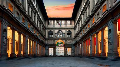 """Галерия """"Уфици"""" във Флоренция ще бъде открита за посещения на 3 юни"""