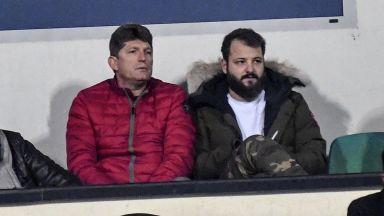 Стойчо Стоилов с коментар за уволнението на Акрапович