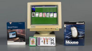 Microsoft Solitaire стана на 30 години