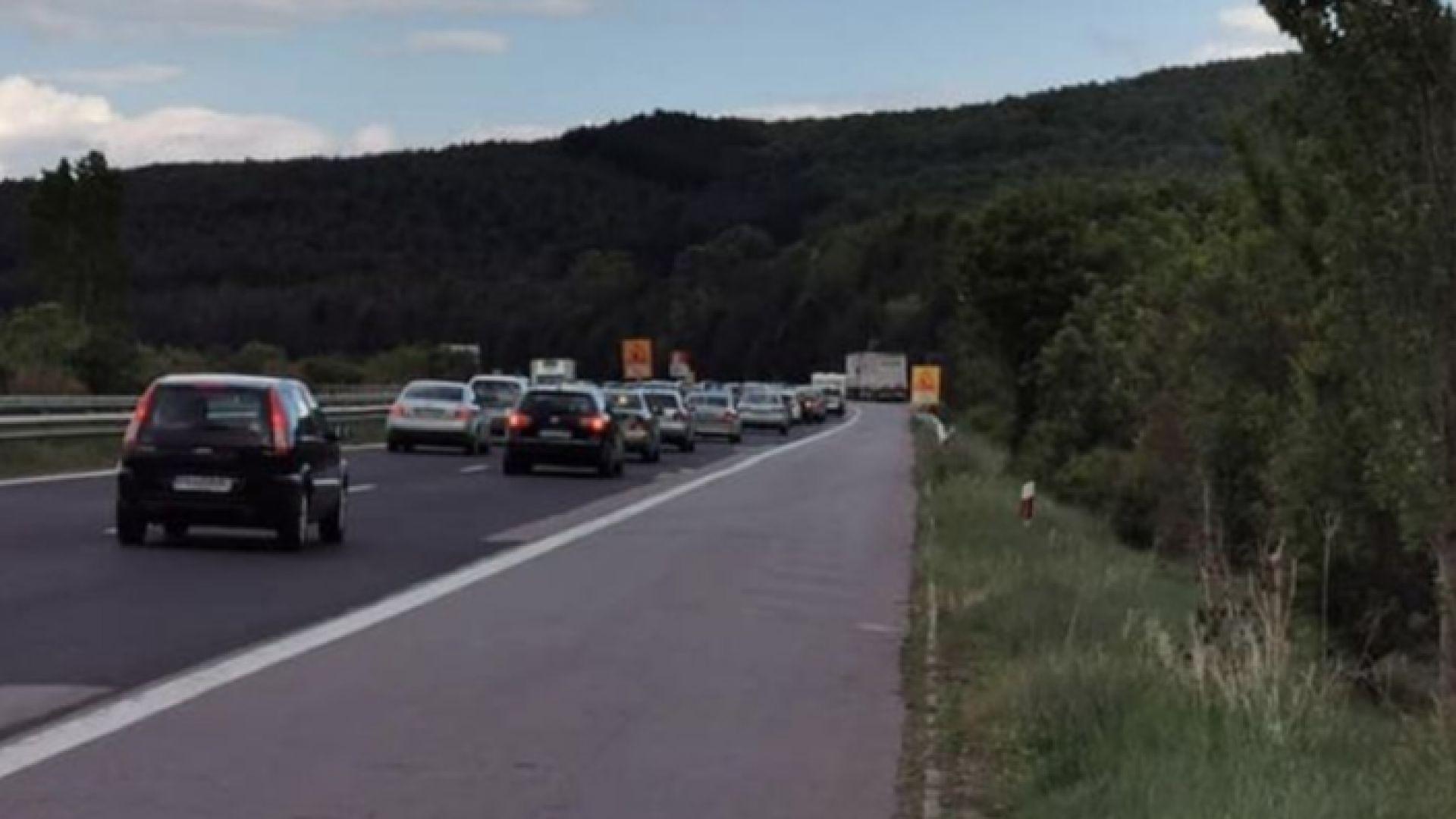 Пак започна голямото пътуване, полицията удвои патрулите по пътищата