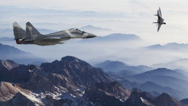 Русия достави втора серия изтребители МиГ-29 на Сирия