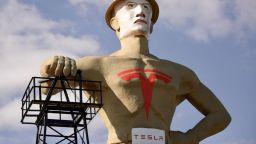 Оклахома вдигна статуя на Илон Мъск
