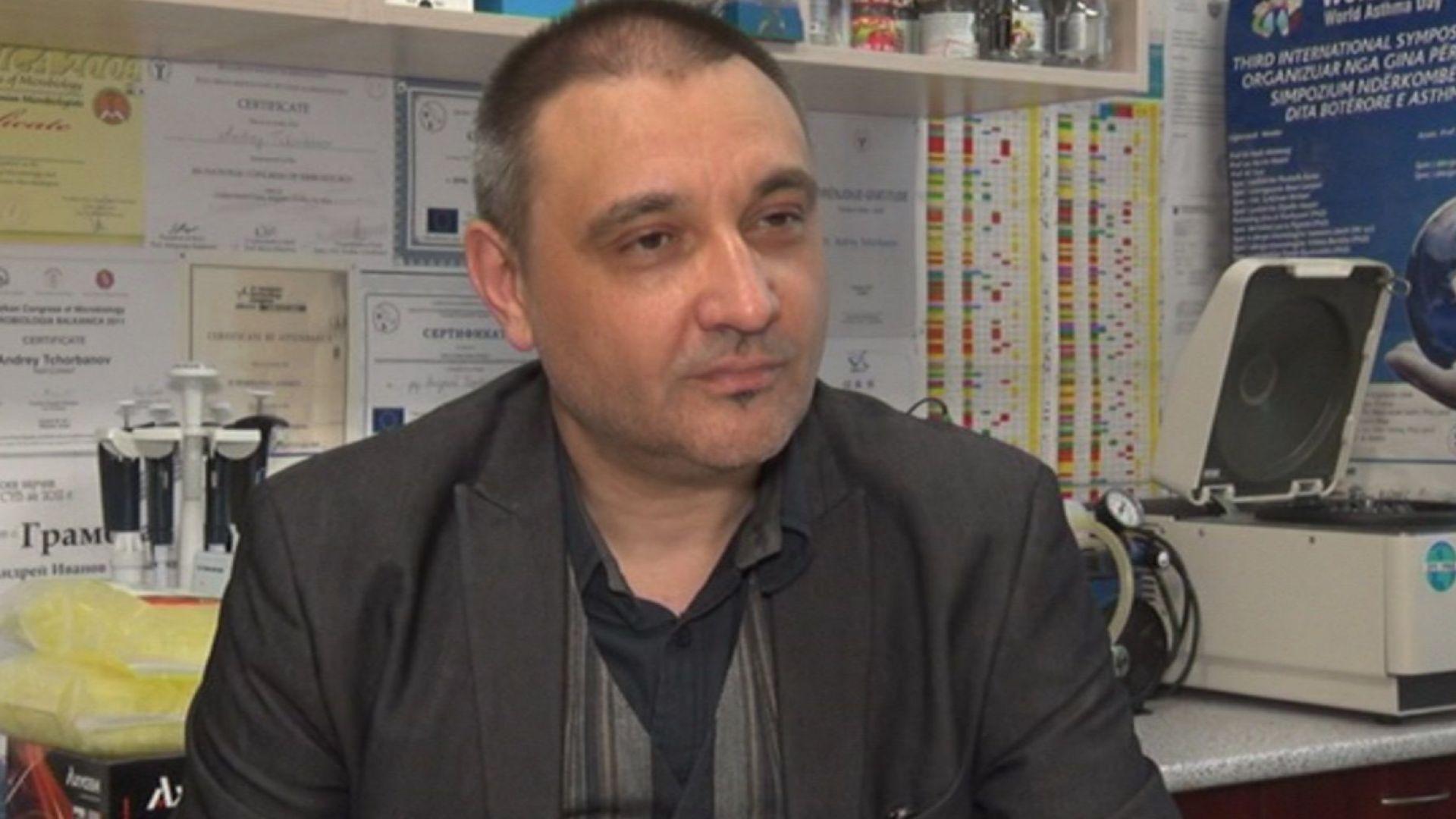 Доц. Чорбанов от БАН: Смъртността от коронавирус в Швеция е почти нула