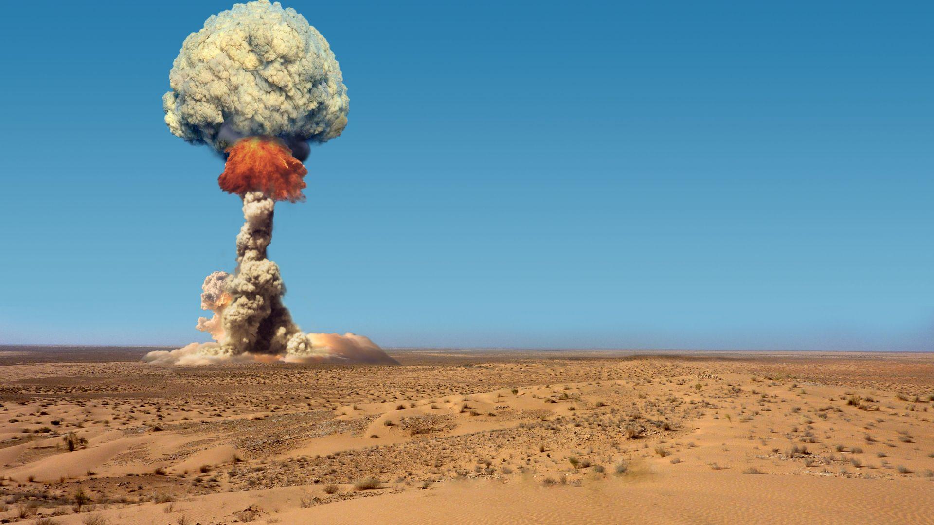 Washington Post: САЩ обмислят първи ядрен опит от 1992 г. насам