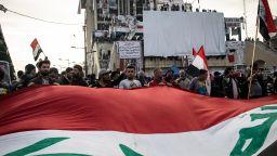 ООН публикува доклад за отвличането на демонстранти в Ирак