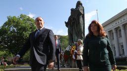 Румен Радев припомни, че от България Русия е получила своята писменост