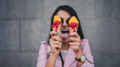 Как да изпитаме удоволствие от сладоледа по формулата (i@-14оC + 1//2S + UDS + 12s) x 2 = MF*