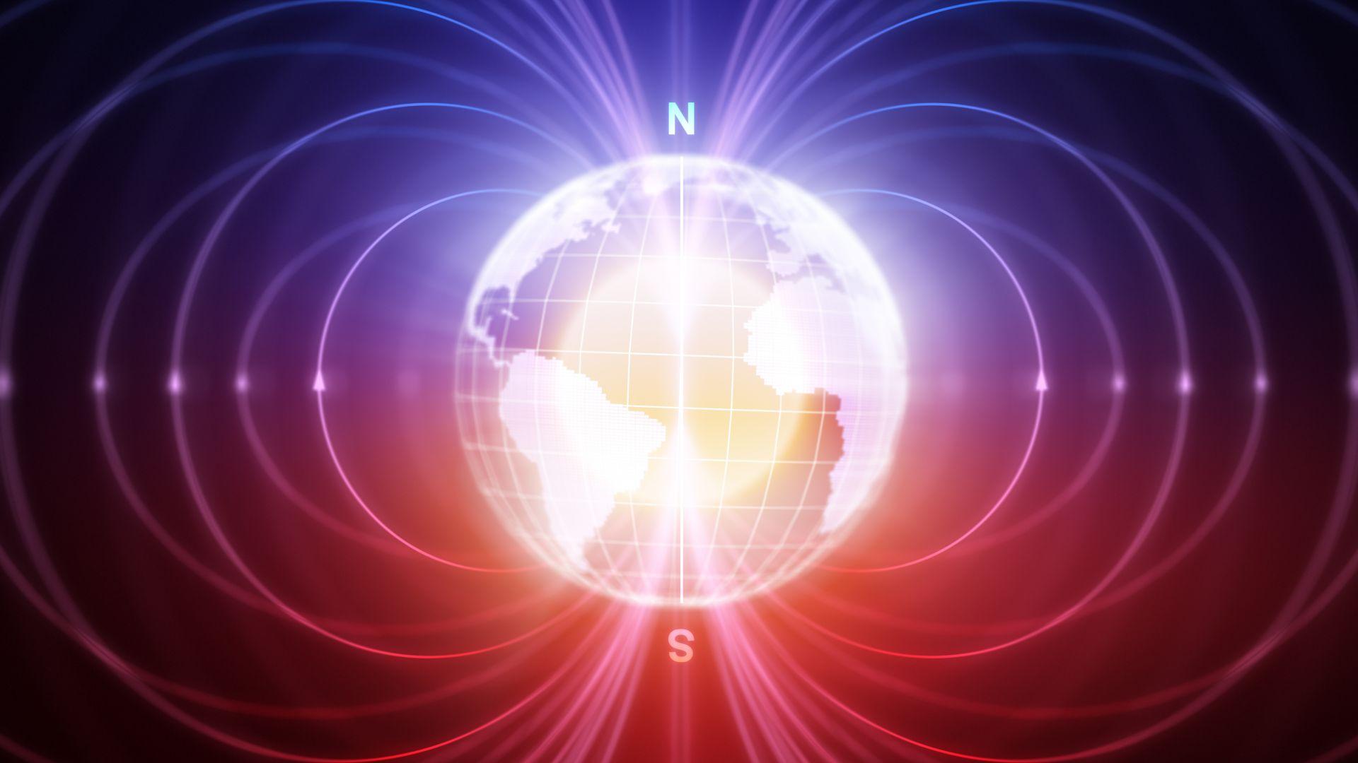 Учените се питат защо: Смущения на спътници заради отслабване на магнитното поле