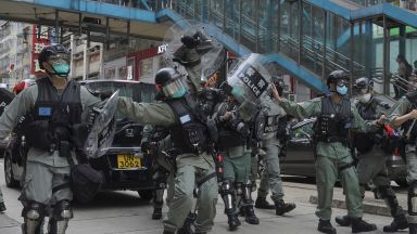 """Пекин одобри закон за """"смазване на всеки сепаратизъм"""" в Хонконг"""