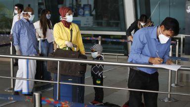 Хаос на летищата в Индия при възобновяването на вътрешните полети