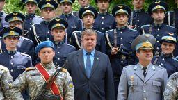 Каракачанов: Кризата няма да се отрази на бюджета за модернизация на армията