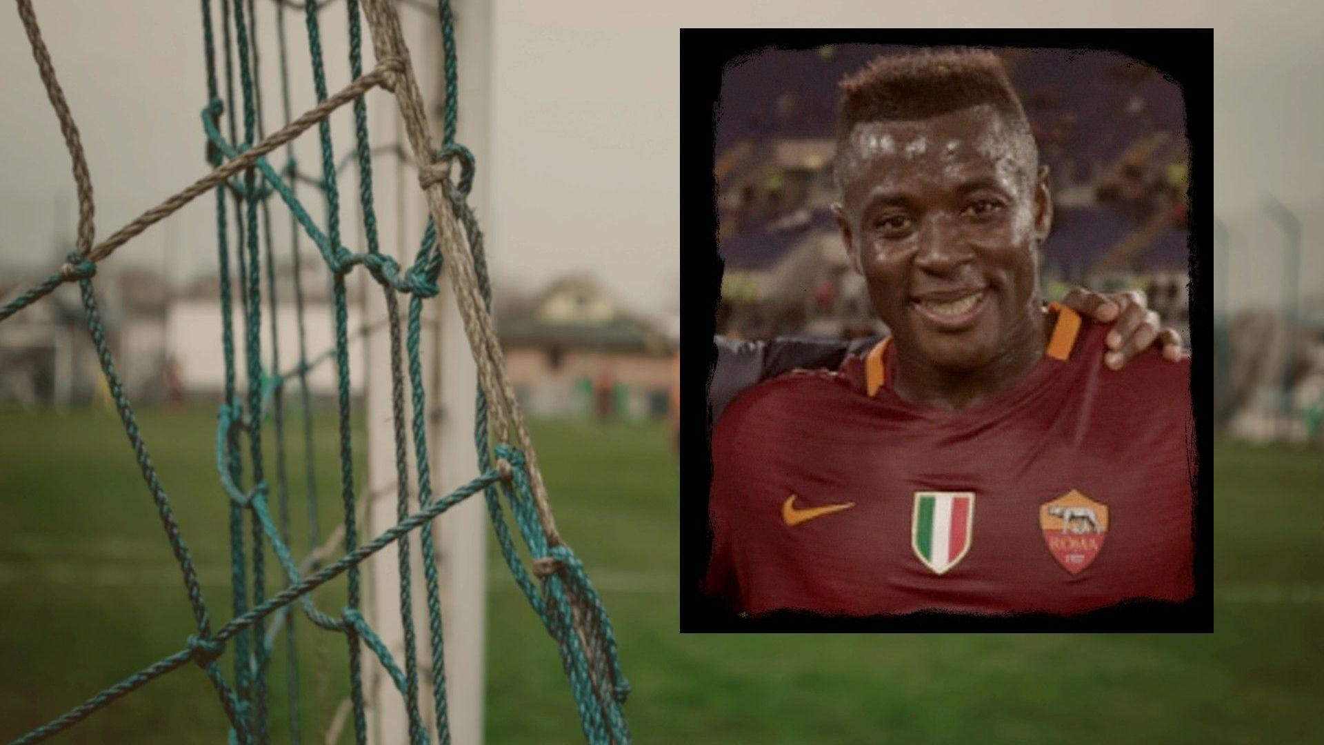 Инфаркт покоси младия камерунец Перфекшън, израснал в Рома