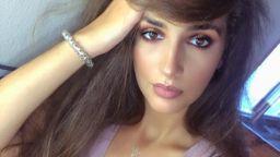Йоана - прекрасната пораснала дъщеря на златното момиче на България Лили Игнатова