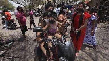 Температурата в Делхи достигна 47 градуса