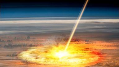 Нова информация за астероида, довел до измирането на динозаврите
