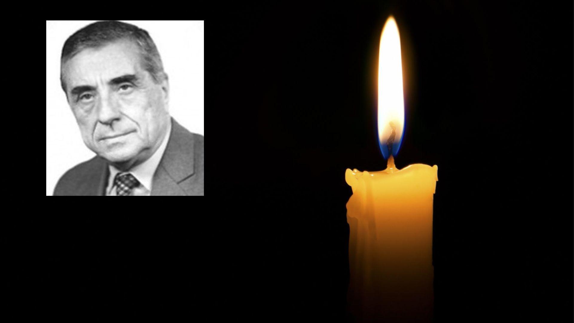 Първият главен прокурор на България след 10 ноември Евтим Стоименов