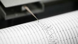 Необичайно земетресение в Дания
