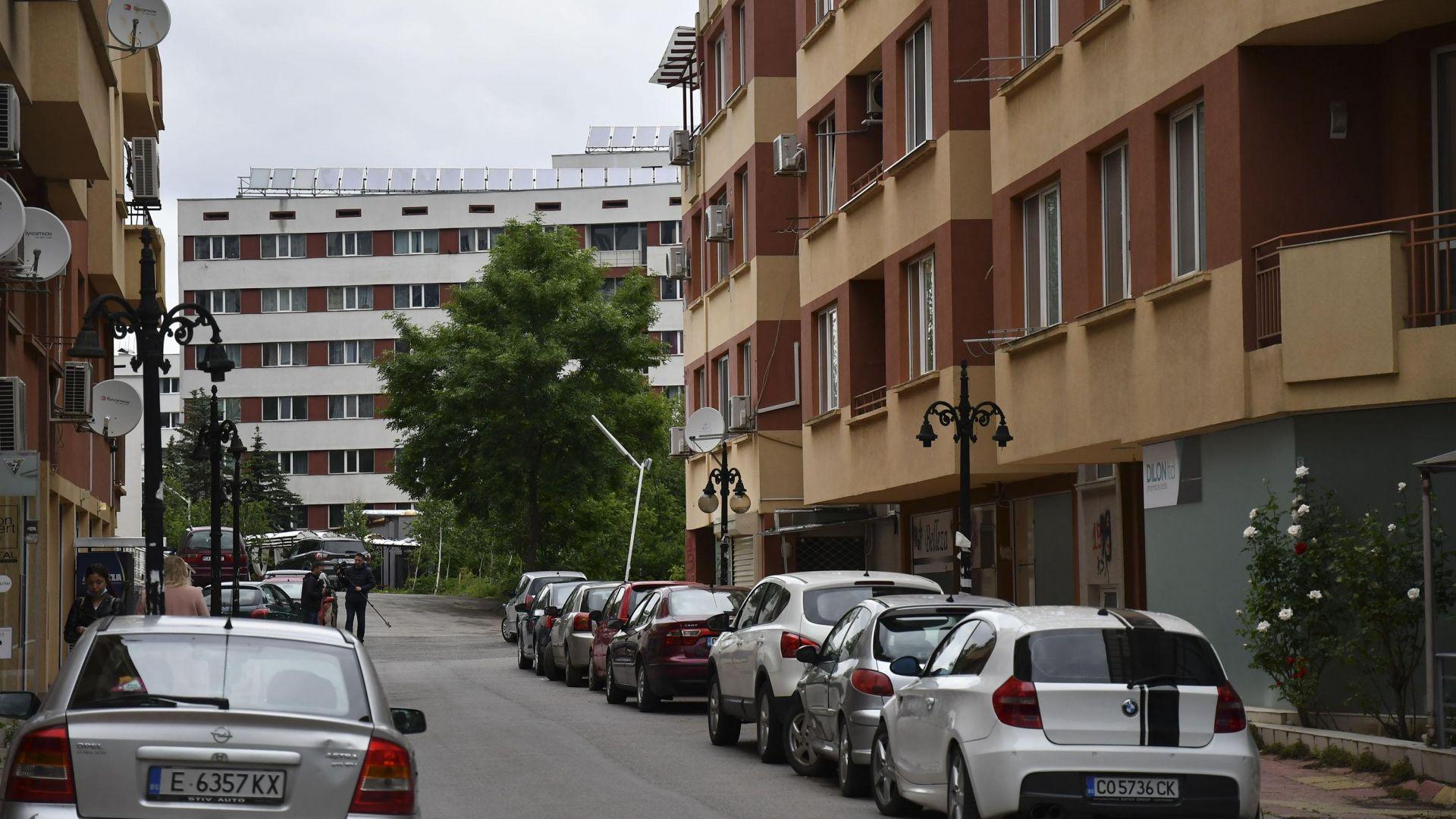 """""""Студентски град"""" опустя след въвеждане на новите мерки"""