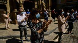 Гняв в Испания! Хора с коронавирус няма да могат да гласуват