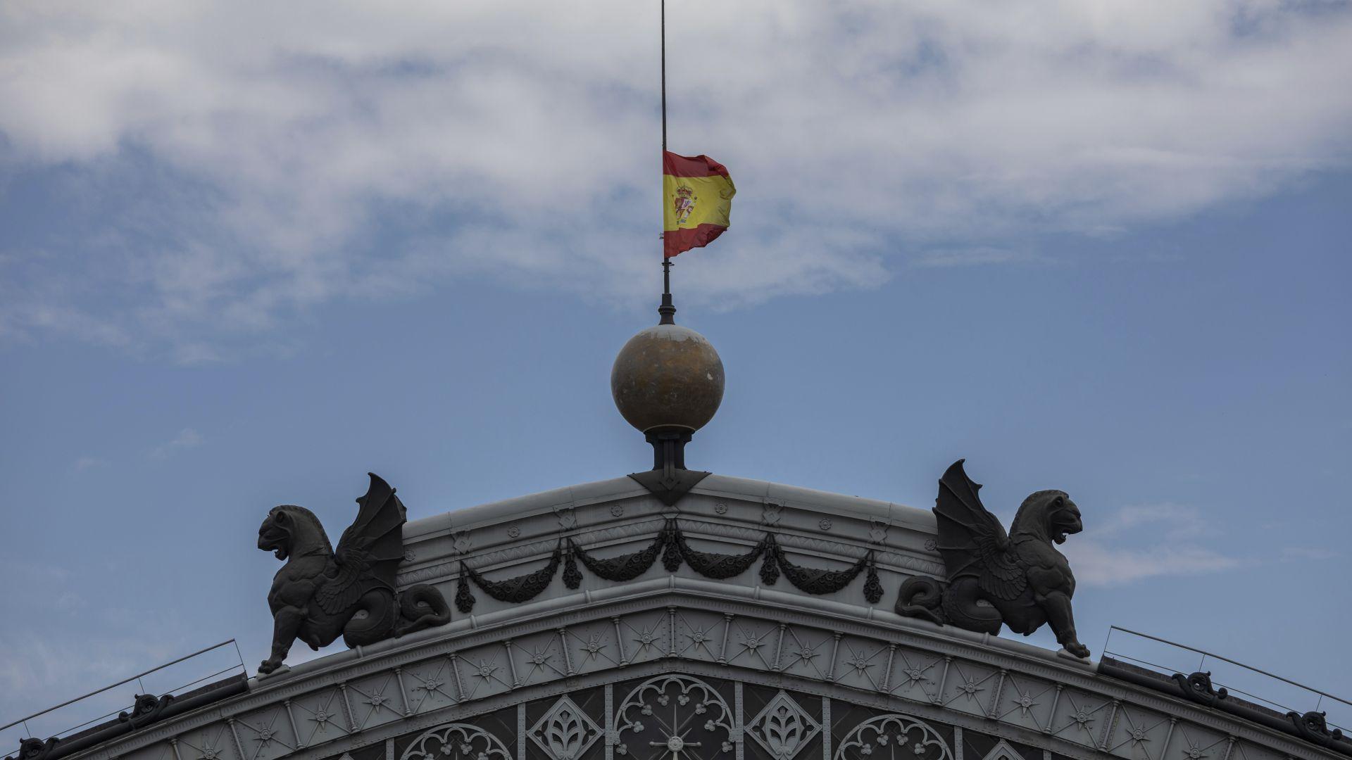 Испания налива 50 млрд. евро за възстановяване на икономиката