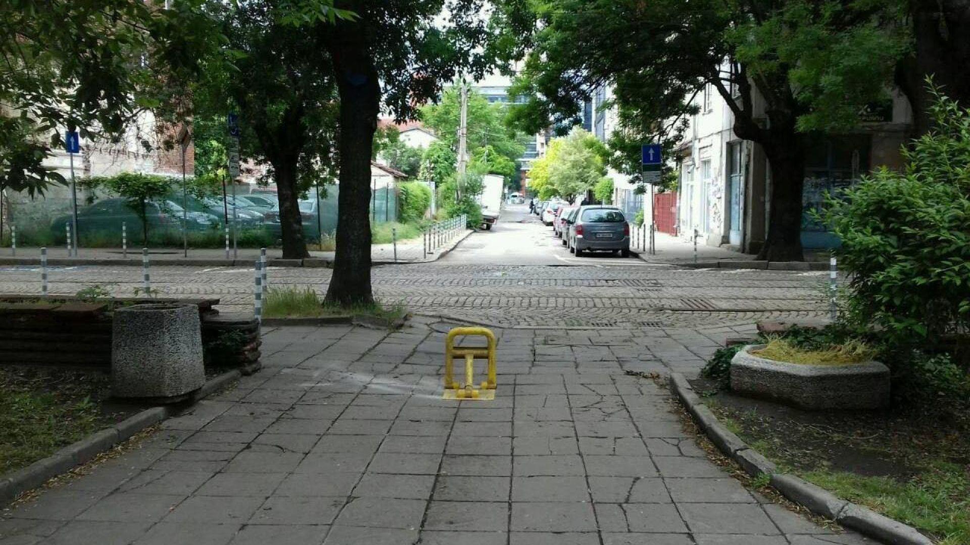 """Спряха достъпа на коли до парк """"Свети Никола"""" в София"""