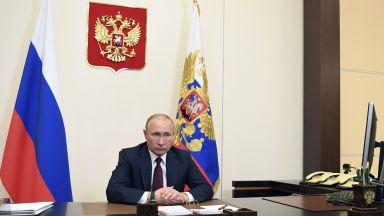 Путин увери: Най-лошият възможен сценарий в Москва беше избегнат