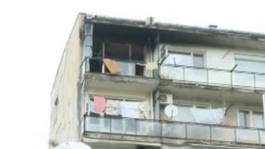 Децата, спасени от пожар във Велико Търново, са под наблюдение в болница