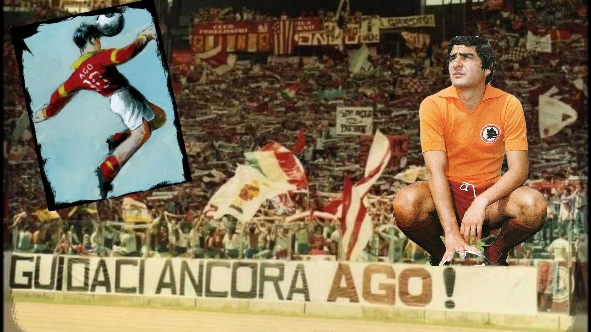Сбогом, капитане! Трагедията на първия футболен Принц на Рим