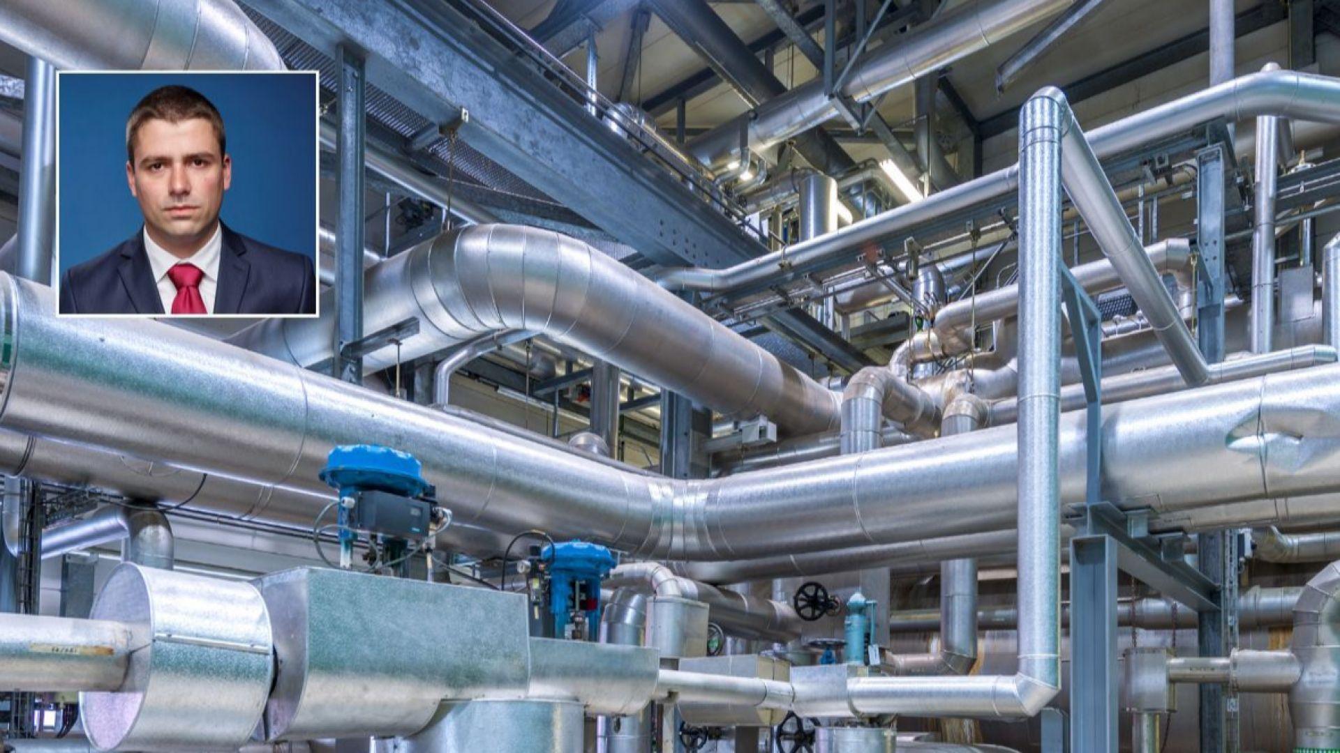 Веселин Тодоров, енергиен експерт: Предстои да бъде учредена Асоциация на търговците на природен газ