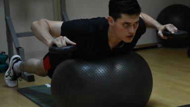 21-годишен руски волейболист изгоря с допинг