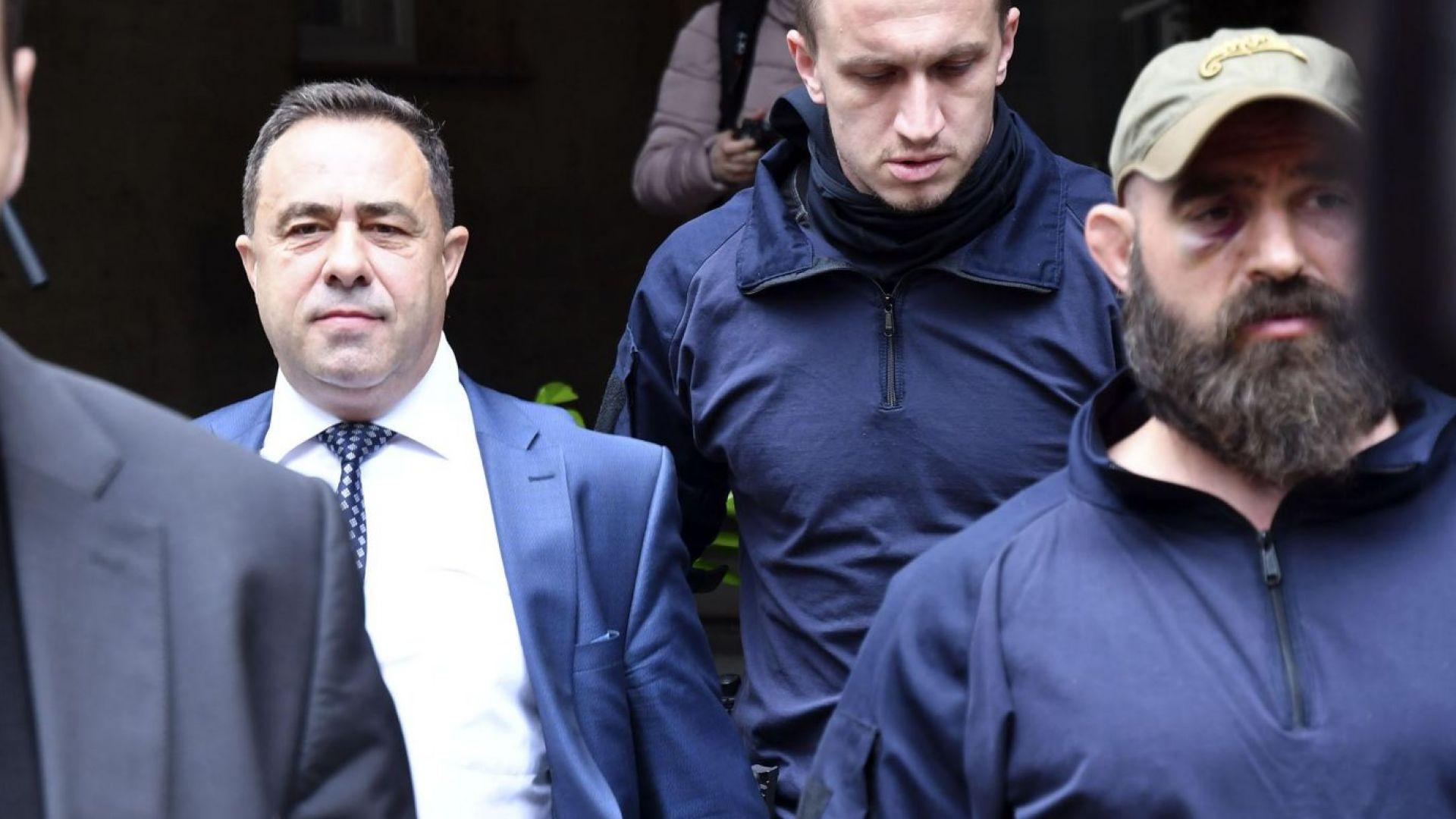 Съдът остави окончателно в ареста Атанас Бобоков и Красимир Живков, разгневи адвокат
