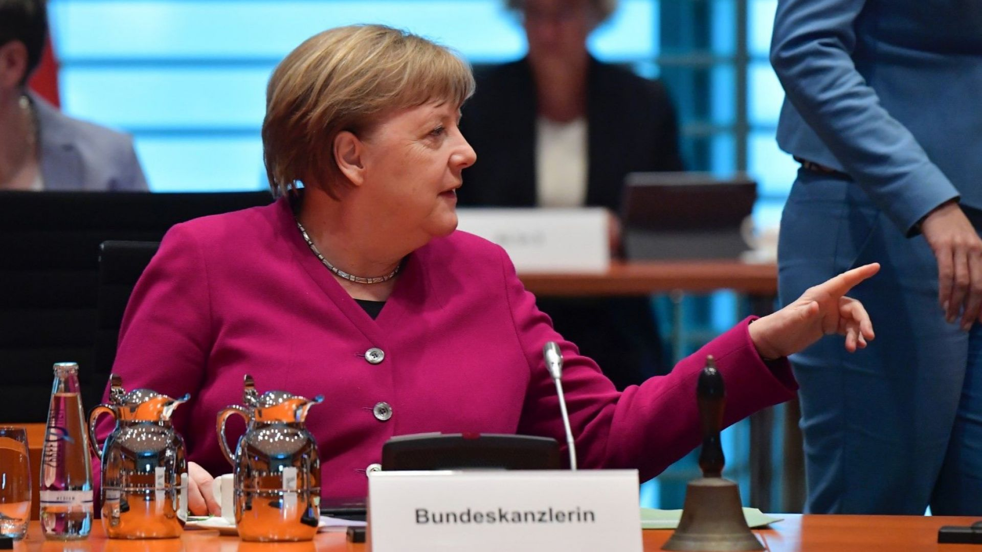 Германия протестира заради руската хакерска атака срещу Бундестага през 2015 г.