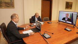 Радев: Рестриктивните мерки не трябва да нарушават основни човешки права