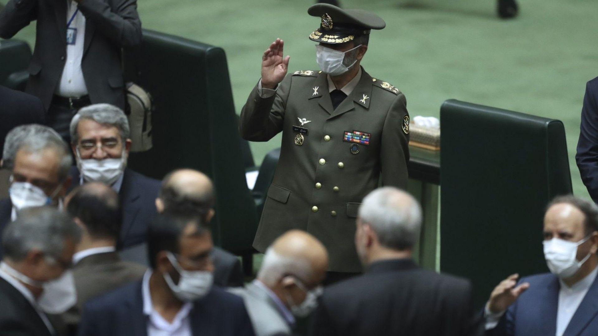 Идеологическата армия на Иран - Корпусът на гвардейците на ислямската