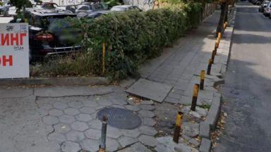 Пенсионерка осъди Столична община за 12 000 лв. - счупила си ръцете на разбити плочки