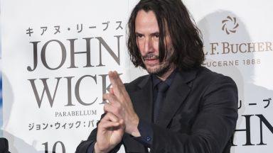 """Как грешка на Киану Рийвс даде заглавието на филма """"Джон Уик"""""""