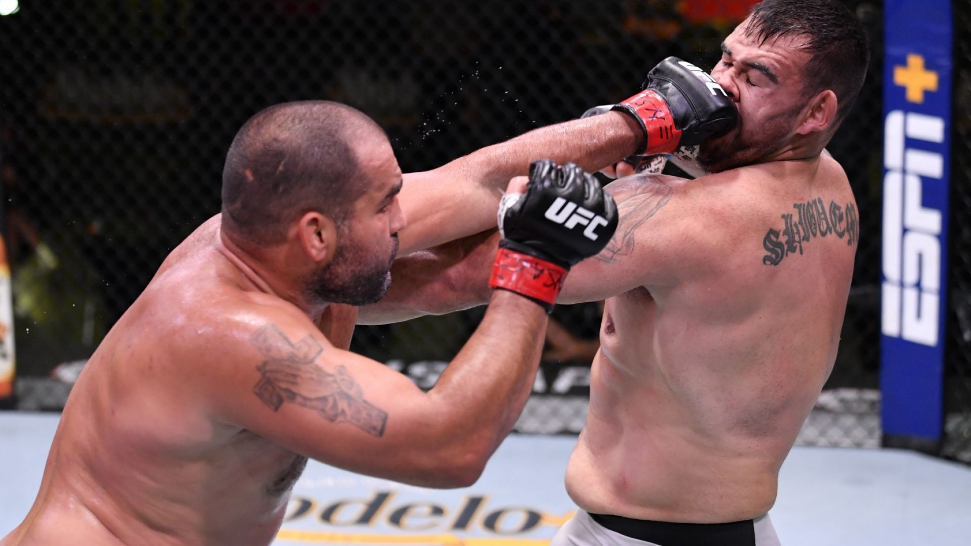 Благой Иванов - Багата загуби за втори пореден път в UFC