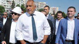 Борисов сменя задържания зам.-министър: Милост за никого няма (видео)