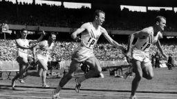 Почина единственият бял с хеттрик от злато в олимпийския спринт