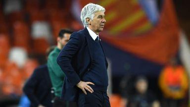 Треньорът на Аталанта е водил мач от Шампионска лига с коронавирус