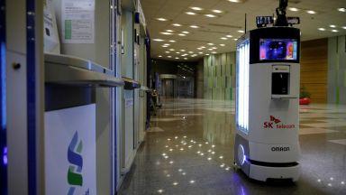 Южна Корея създаде иновативен робот срещу Covid-19