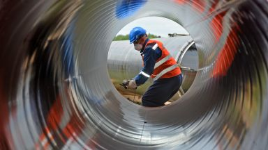 """Булгартрансгаз"" търси 400 млн. евро за ""Балкански поток"" и другите ключови проекти"